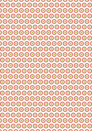 chrstmas: Vertical red and green circle texture Chrstmas paper background