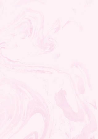 Vector soft pastel pink marbled ink texture background Фото со стока - 81067637