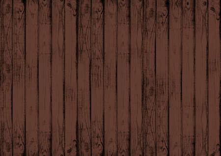 The dark brown wood texture backdrop Banco de Imagens