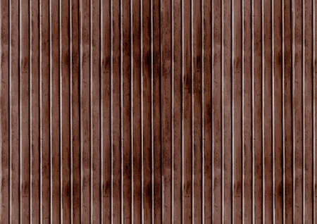 The dark brown wood texture backdrop Stock Photo