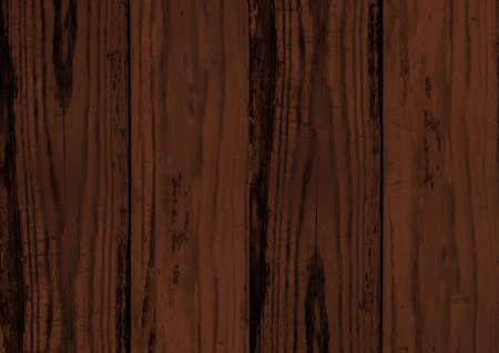 The dark brown wood texture backdrop background Banco de Imagens