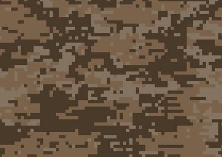 The dark brown military camouflage textured background