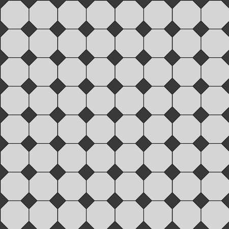The vector seamless Hong Kong traditional vintage gray pattern style floor textured background