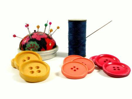 sewing box: sewing box from omas