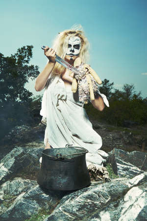 White whitch wiccan rituals fetish