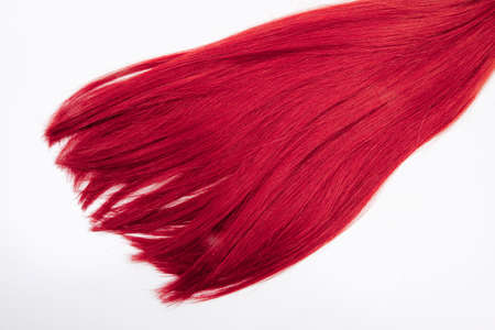 wigs: Real Human Hair Used for Production of Wigs