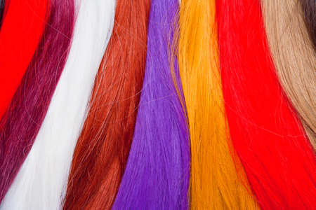 wigs: Artificial Hair Used for Production of Wigs and Extensions