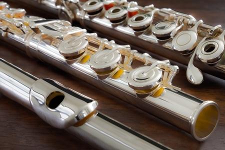 boehm flute: Flautacabeza conjuntamedia conjuntapie conjunta