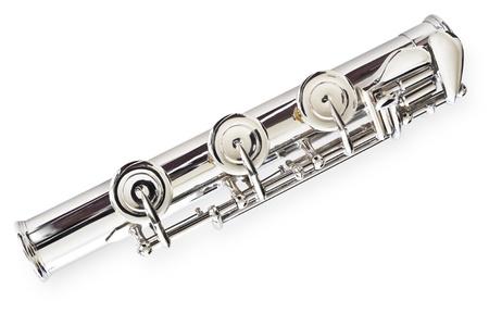 boehm flute: Conjunto de flauta y aisladopie
