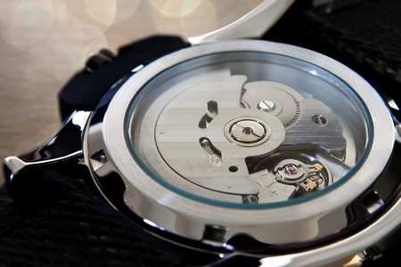 escapement: Watch