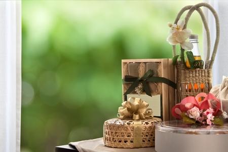 giftbasket: Cadeaus Set