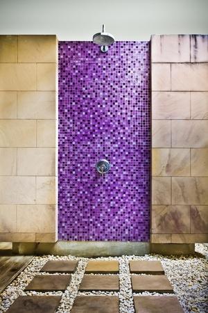 Swimming Pool Shower  Reklamní fotografie