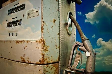 Gas Pump photo