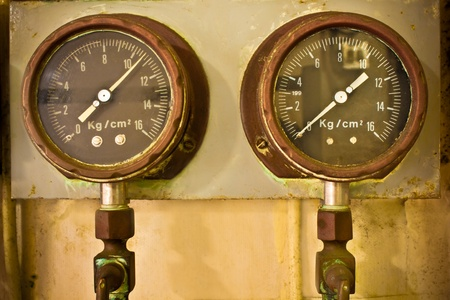 Pressure Gauges photo