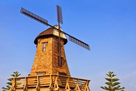 Wind Mill Reklamní fotografie