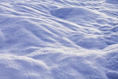 snowbound: winter snowbound plain Stock Photo