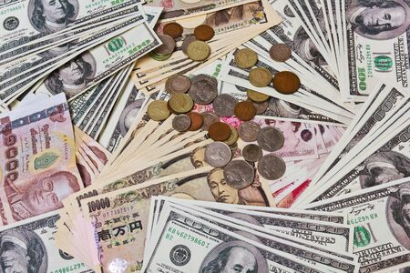 quantitative: Internation currencies portary the world financial issue on quantitative easing