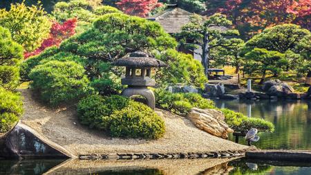 okayama: Koraku-en garden in Okayama