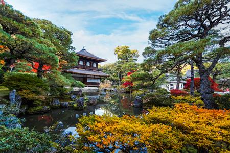 Ginkaku-ji in Kyoto, Japan