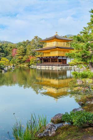 shogun:  Kinkaku-ji in Kyoto, Japan