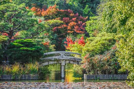 karesansui: Ryoan-ji Garden in Kyoto, Japan