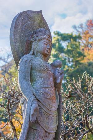 bodhisattva: Kannon Bodhisattva - Lord of Compassion at Haseder Temple in kamakura