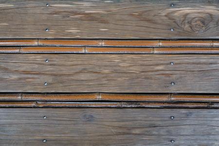 wood panel: Japanese Wood Panel Background Stock Photo