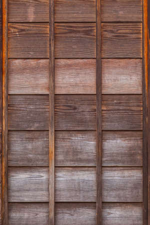 grudge: Old wood panel used for Background and Texture Stock Photo