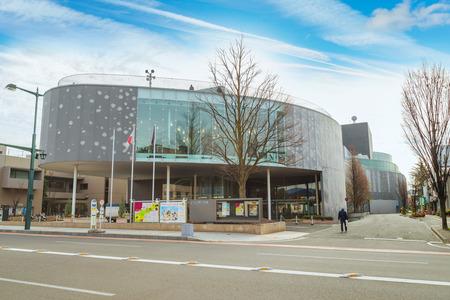 matsumoto: The Matsumoto Performing Arts Centre