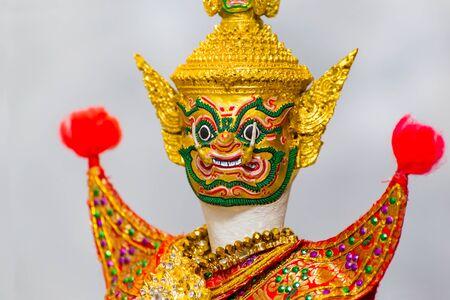 joe louis: Thai TRaditional Puppet