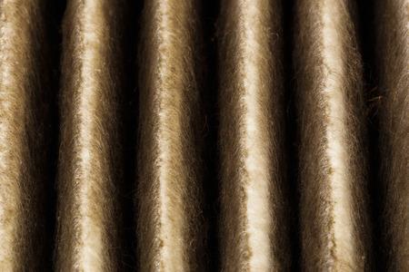 Dirty Car Air Flow Filter Stock Photo