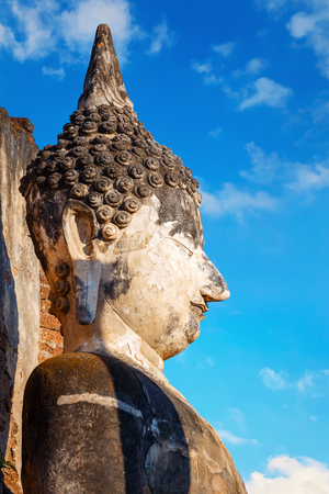 Wat Phra Si Rattana Mahathat - Chaliang at Si Satchanalai Historical Park, a UNESCO World Heritage Site in Thailand
