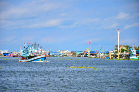 Fishing boats for fishing Thailand