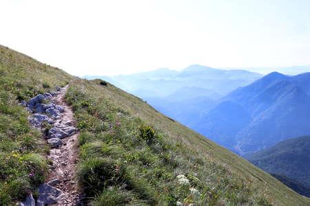 Path to unknown land, Slovenia