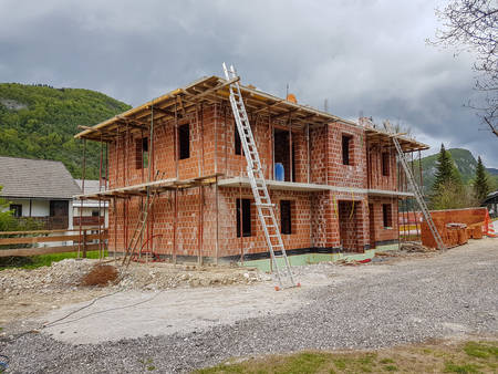 house construction 2nd floor
