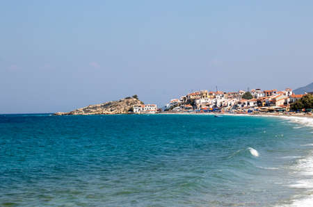 kokkari shoreline