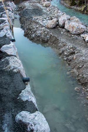 civil engineering in river