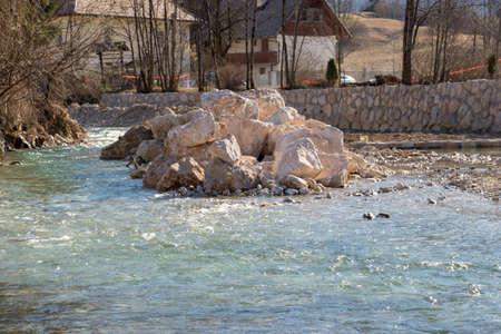 big pile of rocks