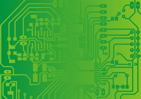 chipset: Electronic background