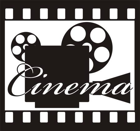 cinema strip: Cinema