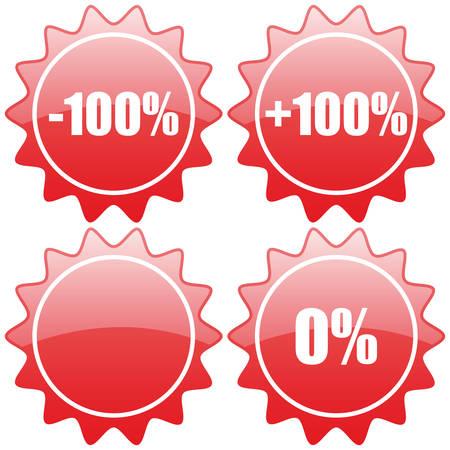 Discount label Stock Vector - 5556731