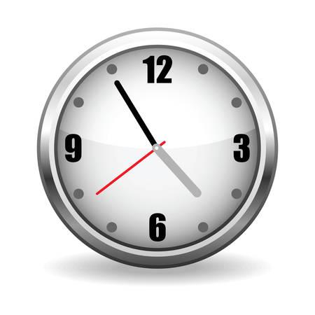 Uhr-Gesicht - Zeit leicht �ndern