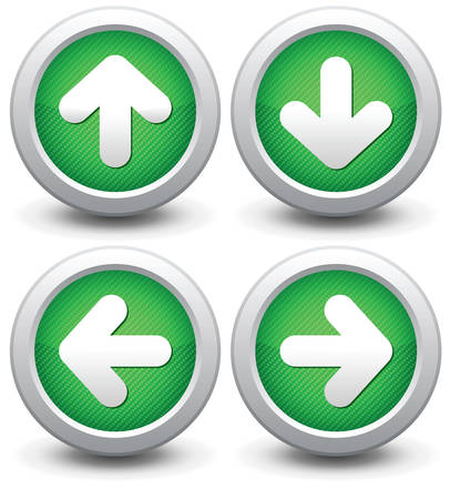 Button for a site web. illustration, it is easy to edit and change.