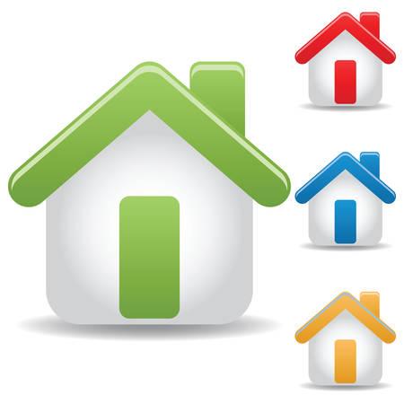 Satz von Symbol home