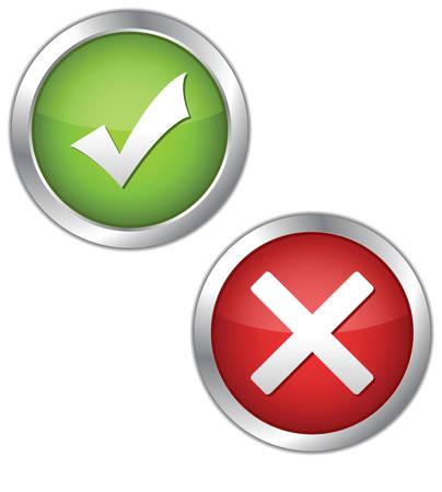 checkbox: Pulsante di Web 2.0.