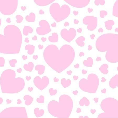 vector de San Valentín de fondo con el corazón