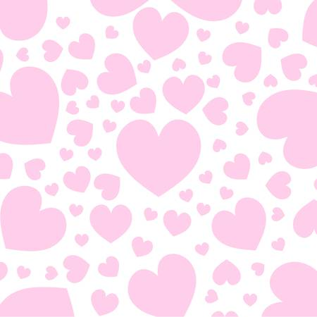 Vektor Valentine Hintergrund mit Herz