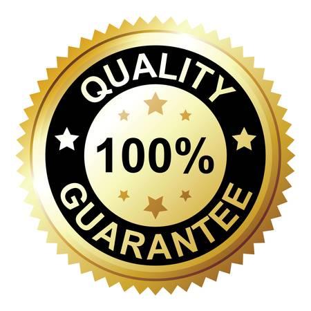 quality control:  Quality guarantee
