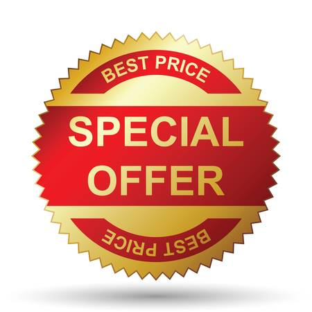 best tag: Special offer