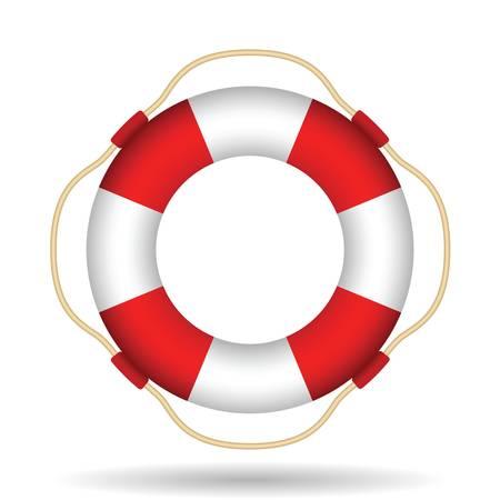Lifebuoy,  Stock Vector - 17307582